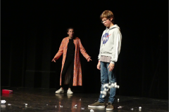 Micky et Addie de Rob Evans mise en scène Morien Nolot