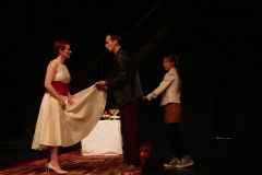 Sous le regard des mouches de Michel Marc Bouchard mise en scène Rozenn Trégoat et Alice Millet